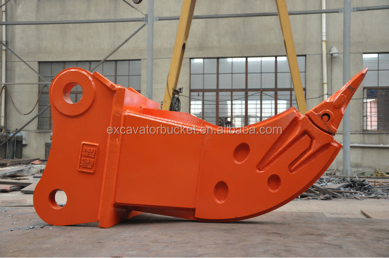 Ripper tooth for excavator bucket wear parts