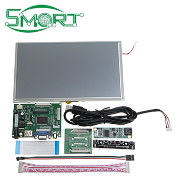 Smart Electronics~9 INCH 1024*600 LCD TOUCH SCREEN + HDMI/VGA DRIVER BOARD FOR RASPBERRY PI