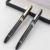 high end neutral pen business metal roller pen advertising hotel gifts