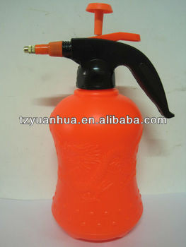 hand pressure manual plastic agriculture sprayer 2L 047