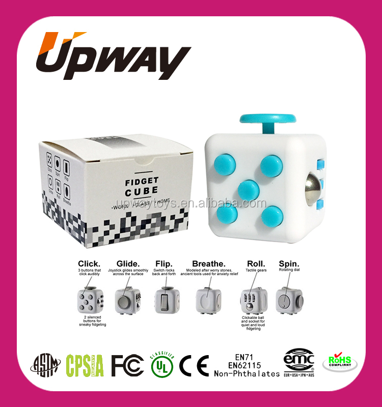 Cheap Price Fidget Cube Manufacturer Made In China