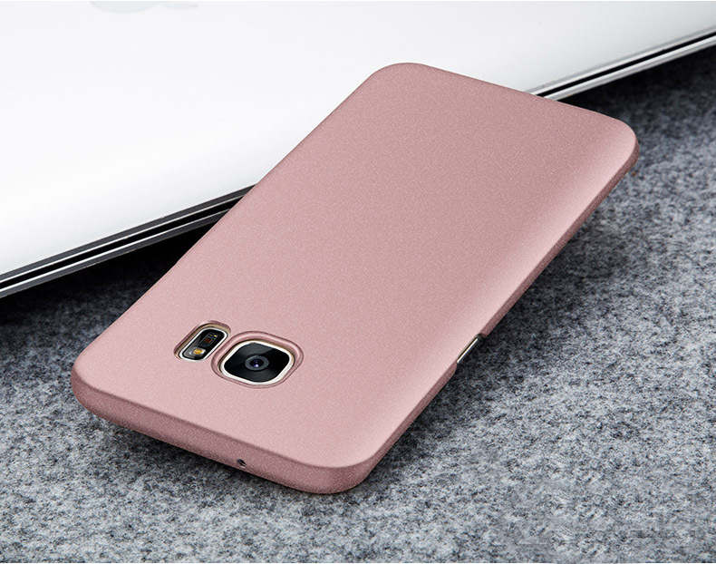 Ultrathin dull polish phone case for samaung brand phone with the factory price