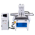 Agent price cnc router machine wood carving 1325/Wood door engraver /hobby wood furniture engraving cutting machine