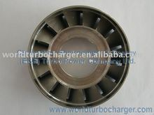 J66 turbocharger parts nozzle ring