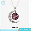 YIWU Fashion Accessories Floating Moon And