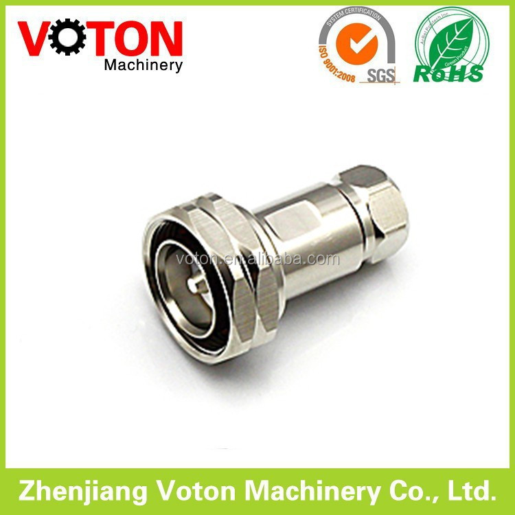 L29 Connector,7/16 din connector-L29 male Straight Clamp 1/2 superflexible cable