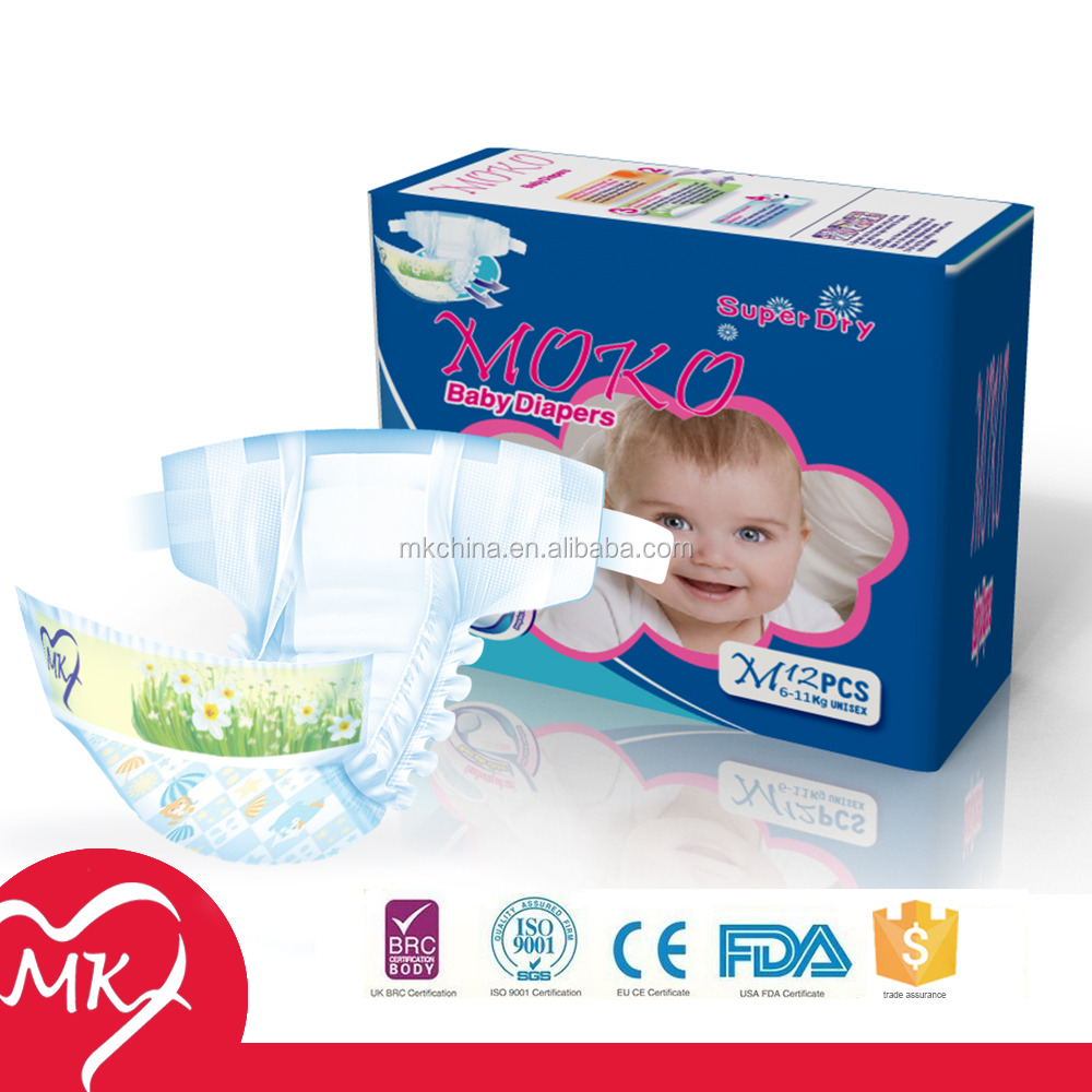 OEM service cute clothlike touch hot sexy disposable comfort xxl six baby diaper napkin baby world links