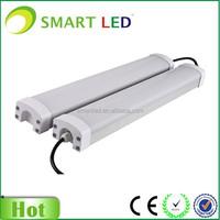 linear led light indoor supermarket/bookstore Anti-corrosion Led Batten Light