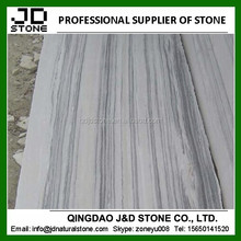Cheap Grey Stripe Marble Tile For Sale