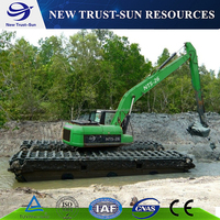 NTS Amphibious Excavator for sale