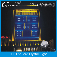 rgb led cube light