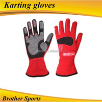 2015 fashion new design fox racing gloves for karting racing competition