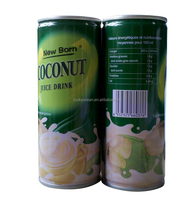 240ml coconut drink plant protein drink