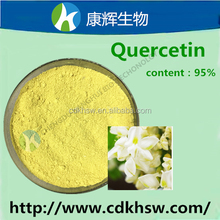 Factory Supply Quercetin 95% and 98% with HPLC