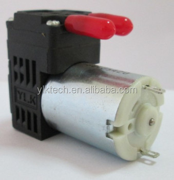micro vacuum air pump DA36SDC