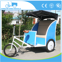 cheap singapore passenger cargo tricycle rickshaw for factory direct price