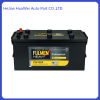 Wholesale professional 180Ah 12V auto truck batteries MF