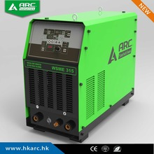 WSME350 AC/DC inverter tig/mma pulse industry welding machine with 2T/4T function