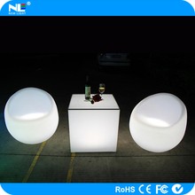 2016 Alibaba new control way , wifi led light sofa/ wifi control led bar chair/ led sofa chair with WIFI control by phone