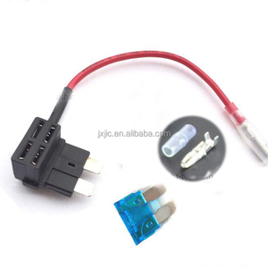 ACS Add A Circuit Mini Small MICRO 2 Piggy Back Pluggable Standard Blade Tap Holder Car Fuse Box Electric Appliance with Fuse