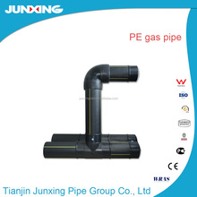 Water supply PE100 HDPE Pipe For Natural Gas Supply hdpe100,80 pe gas pipe sdr11 supplier