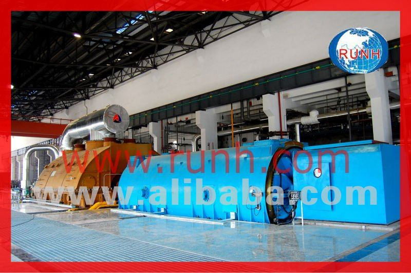 Steam Turbine Generator STG (1MW-660MW)