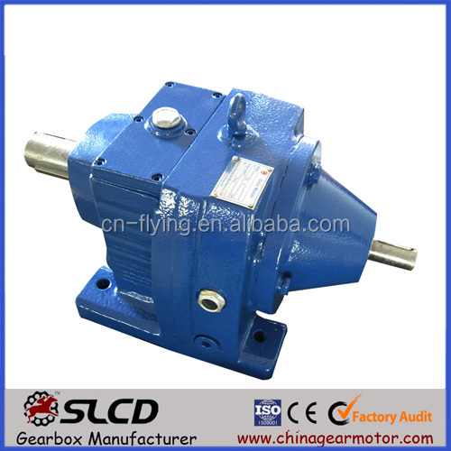 R series helical gear ZF speed reducer