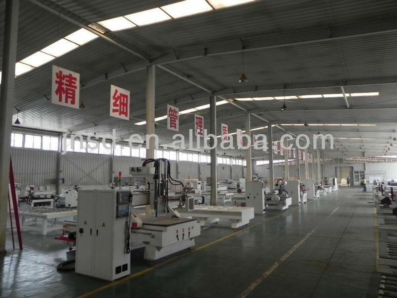 Jinan Sudiao Mulit-head CNC Router Machine/Multi spindle cnc router for batch processing