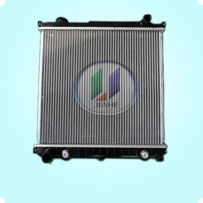 plastic auto radiator for Chrysler Jeep Wrangler 87-91 1987 1988 1989 1990 1991