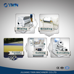 Yi Xin -- bar soap making equipment / soap machine manufacturer