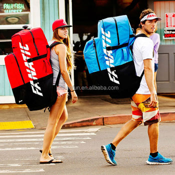 Hot sale inflatable New design professional sup board backpack bag