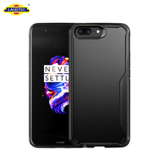 Shockproof Hard PC TPU Bumper Case For Oneplus 5 Scratch-Resitant Cover For Oneplus