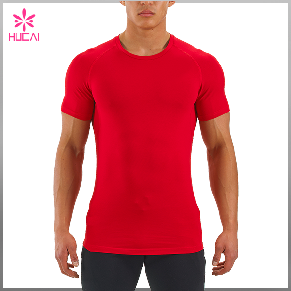 High Quality Men T Shirt Manufacturer Custom Wholesale