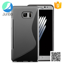 New Products TPU S Line Cover Case For Samsung Galaxy Note 7