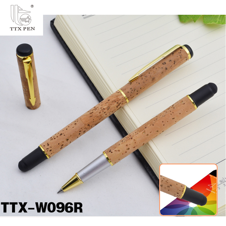 2018 Multi-Function Stylus With Ball Point Pen Custom Logo Printed Screen Touch Pen