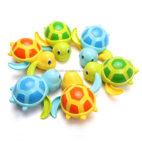 Wind Up Swimming Bath Turtle Toy