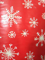 New Design Decorative Tissue Paper Cutting For Christmas Ornaments With Cheaper Price