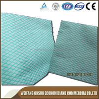 Black Chemical Bonded Biodegradable Nonwoven Fabric