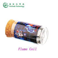 Newest products demon killer vape rebuilding coil heating wire for e cigarette RDA Atomizer tank