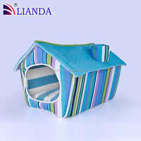 galvanized pet cages/crates/houses for dog, iris pet house, large dog house