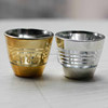2oz Shot Glass With Electroplating And