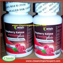 Natural herbal Raspberry Ketones extract capsule wholesale/ Contract manufacturing