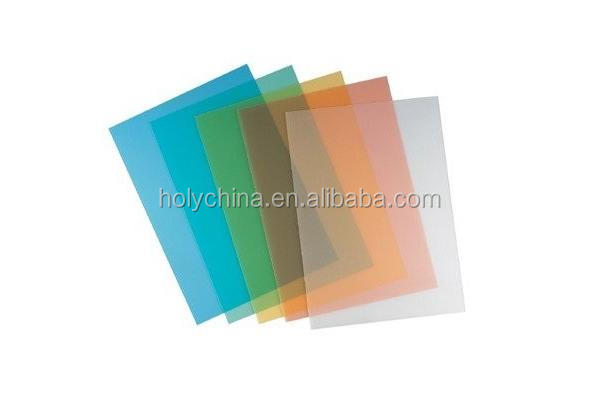hot sale clear holder file a4