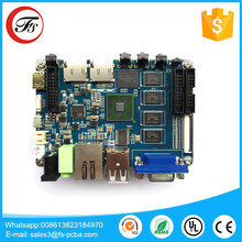 Doorbell pcba assemby,electronic lock pcba,pcb assembly door peephole camera wifi