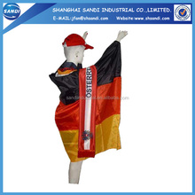 china factory cape flag