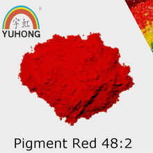 Bluish High Color Strength Pigment Red 48:2 for Masterbatch
