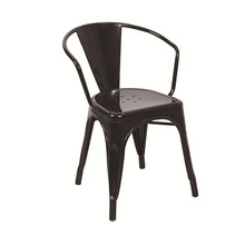 Restaurant furniture comfortable metal industrial chair