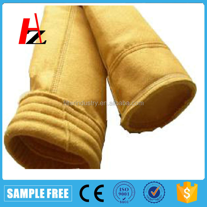 China factory direct sale Needle Punched P84 Felts for Filtration