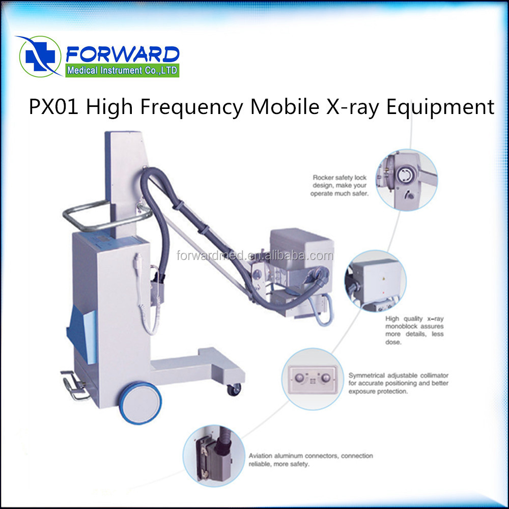 digital panoramic x-ray machine/medical x-ray equipment/ portable x ray unit