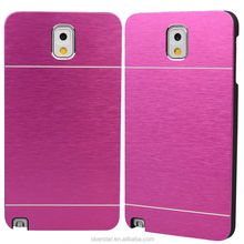 Newest Luxury For Samsung Galaxy Note 3 N9000 Aluminum Metal Brushed Hard Slim Case Cover